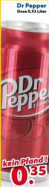 [Lokal] für Grenzgänger Dr Pepper