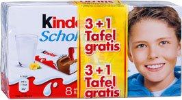 [KAUFLAND] Kinderschokolade 4 ´er Packung