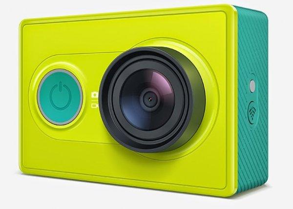 Xiaomi Yi Action Camera - der GoPro Killer