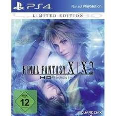 Final Fantasy X/X-2 HD Limited Edition PS4 Playstation 4