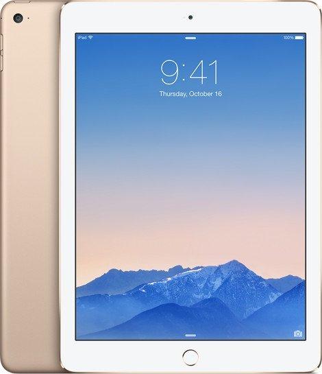 Apple iPad Air 2 64GB WiFi + LTE (gold) für 579€