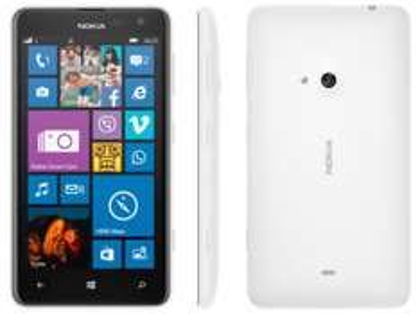 Nokia Lumia 625 Weiß (LCD-IPS-Display, LTE, 5 Megapixel Kamera, 8 GB) @ Mediamarkt