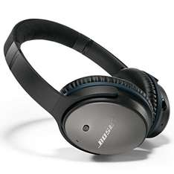 €206  [Amazon ES] Bose® QuietComfort® 25 Acoustic Noise Cancelling® Headphones, schwarz