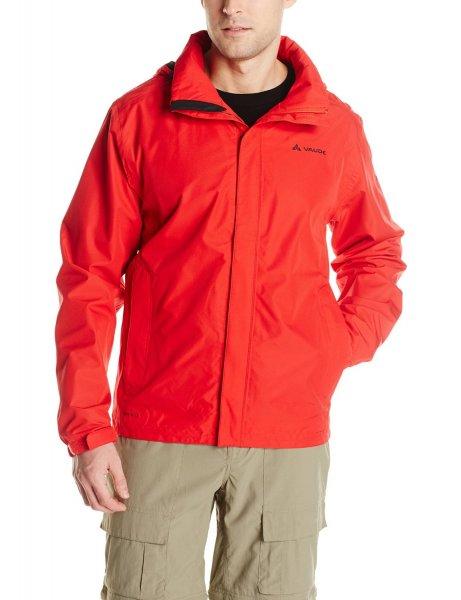 VAUDE Herren Jacke Men's Escape Light Jacket  nur XXXL Farbe: Rot @Amazon