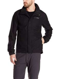 VAUDE Herren Jacke Men's Escape Bike Light Jacket nur S Farbe: Schwarz @Amazon