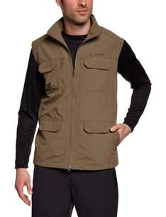 VAUDE Herren Weste Men's Farley Vest V @Amazon