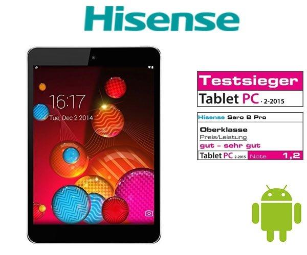 Hisense Sero 8 Pro 16 GB Wifi