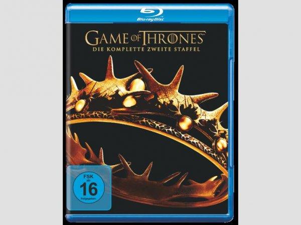 Game Of Thrones - Die 2. Staffel (Blu-ray DVD Video)  18,98 Euro !! Bei Saturn.de