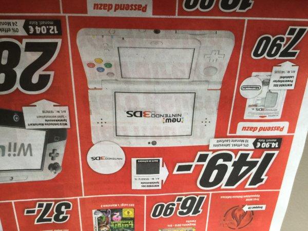 [Lokal Essen] Nintendo New 3ds
