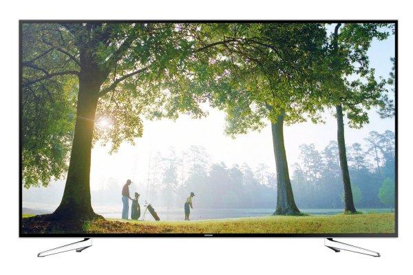 Samsung UE75H6470 190 cm (75 Zoll) 3D LED-Backlight-Fernseher (Full HD, 400Hz CMR, DVB-T/C/S2, CI+, WLAN, Smart TV, Sprachsteuerung)  @ ebay [B-Ware]