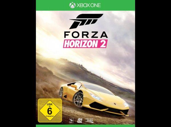 [Saturn online & evtl auch lokal] Forza Horizon 2 XBOX One 39€ - (34€ mit Newsletter-GS)