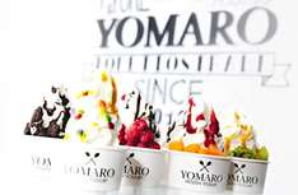 [Ratingen] Gratis Frozen Yogurt mit Saucen & Toppings am 10.4.2015 bei Yomaro!