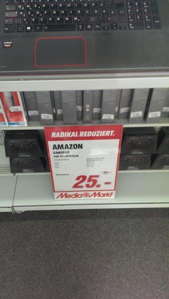 [Lokal Würzburg] Amazon Fire-Gamecontroller Media Markt