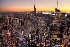New York City im August von Kopenhagen ab 382€