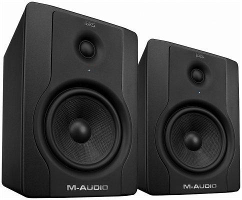 M-Audio BX5 D2 - Paarpreis