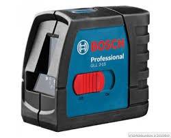 """Bosch Linienlaser """"GLL 2-15"""" bis 15m"""