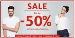 [C&A] C&A bis 50% Rabatt + 15% Extra-Rabatt auf alles