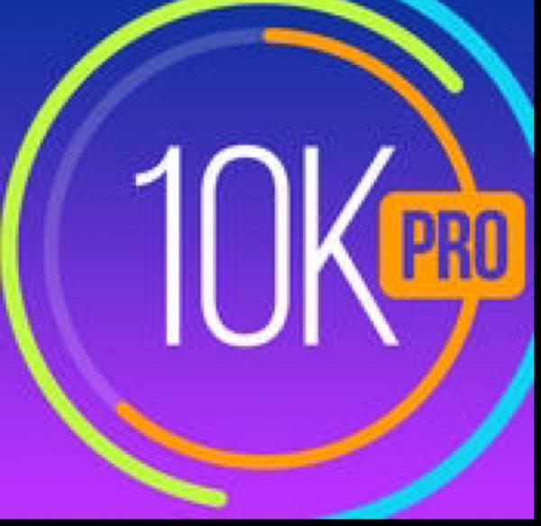 [iOS] Lauftraining 10 km PRO. Trainingsplan, GPS-Tracking und Tipps zum Laufen