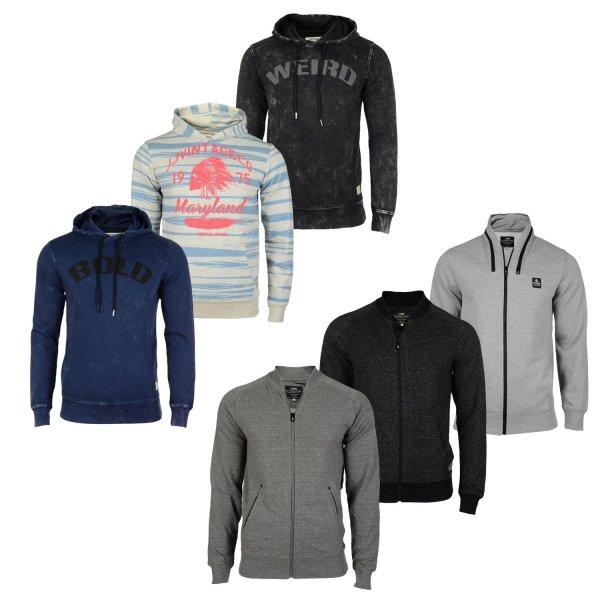[eBay WoW / Hoodboyz] Jack & Jones Herren Pullover / Strickjacken / Sweater versch. Modelle
