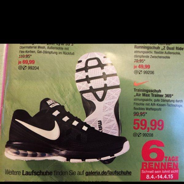 Nike Air Max Trainer 365 (Galeria Kaufhof)