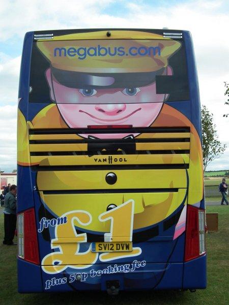 Megabus - Vom 8. - 12.4 alle Tickets für 1,50 auf beiden neuen innerdeutschen Strecken