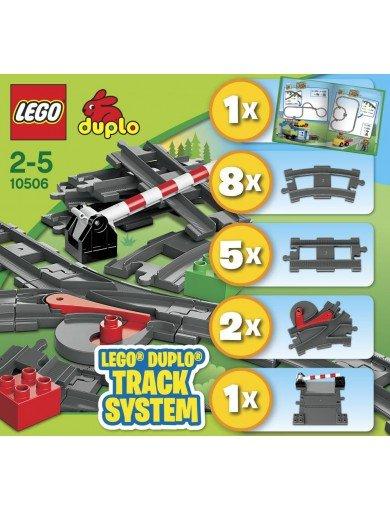 Duplo Eisenbahn Zubehör Set 10506 für 14,02€ pro Stück inkl. Versand beim Kauf von 2 (andere Kombinationen möglich)