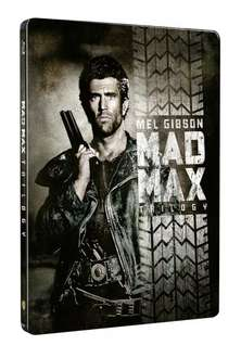 [Amazon.es] Mad Max Trilogy im Steelbook (Blu-ray) für 18 € + Versand