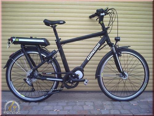 Winora F1 Compact e-Bike Pedelek