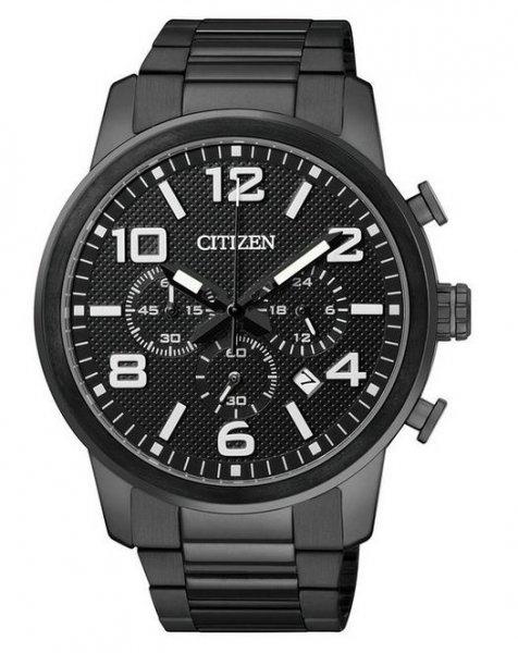 Citizen Edelstahl Chronograph für Herren 99,90 € statt 129 €