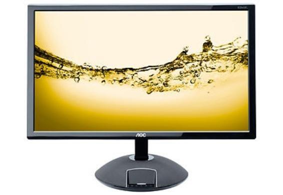 [Dealclub] AOC E2343FI 58,4 cm (23 Zoll) TFT-Monitor (VGA, HDMI, 5ms Reaktionszeit) hochglanz schwarz für 99,-€ Versandkostenfrei