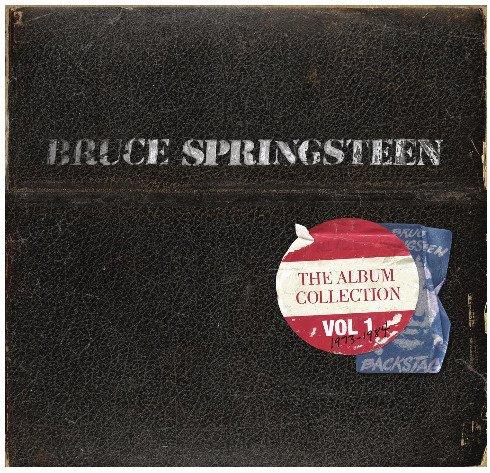 [Amazon.fr] Bruce Springsteen - The Albums Collection Vol.1 (1973-1984) 8 CD Box-Set (Remastered) mit 60-seitigem Buch für 38,83€ incl.Versand nach Deutschland