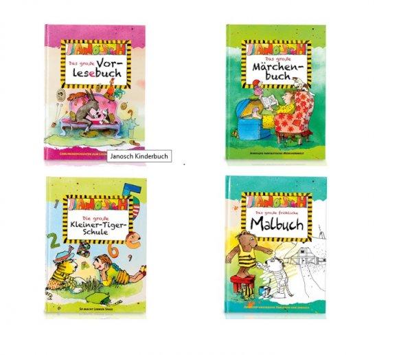 Aldi Süd // Janosch Kinderbücher für 3,99€