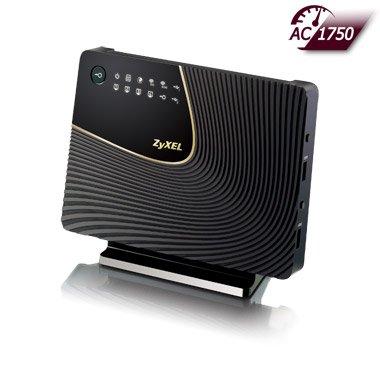 WLAN-ac-Router Zyxel NBG6716 bei Notebooksbilliger.de für 82,99 Euro