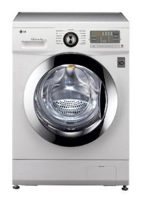(Lokal MediaMarkt Dortmund) LG F 1296 NDA Frontlader Waschmaschine