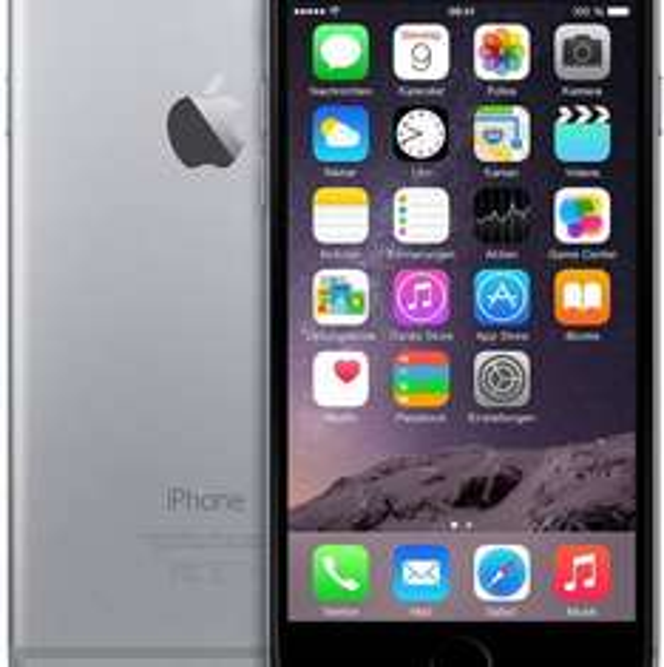 iphone 6 16gb grau [Amazon WHD]