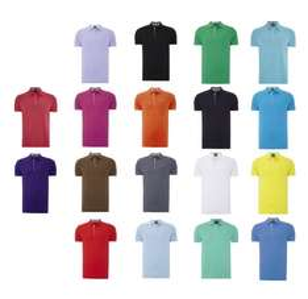 Hugo Boss Polohemden für Herren viele Farben 29,90 € inkl. Versand @ ebay