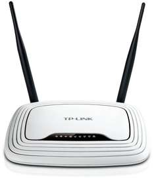 TP-Link TL-WR841N WLAN Router (300 Mbit/s)