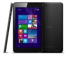 [Amazon WHD] Odys Wintab 8 20,3 cm (8 Zoll) Tablet-PC (Intel Atom Quad Core, 1,83 GHz, 1 GB DDR III RAM, 16 GB Flash HDD, Windows 8.1, Office 365, IPS Farbbildschirm (800 x 1280), BT 4.0, Ambient Light Sensor) für 66,48 Euro