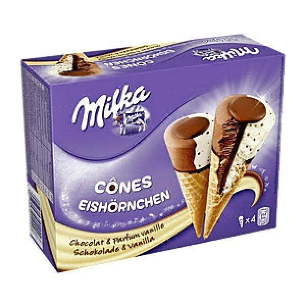 [JAWOLL] Milka / Mövenpick Eis-Spezialitäten versch. Sorten für nur 1,29€