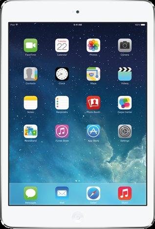 iPad mini 2 WiFi + 4G 16 GB Silber