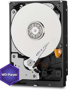 [Expert Security] Western Digital Purple 5TB interne HDD 3,5'' für 186€ = 28% Ersparnis
