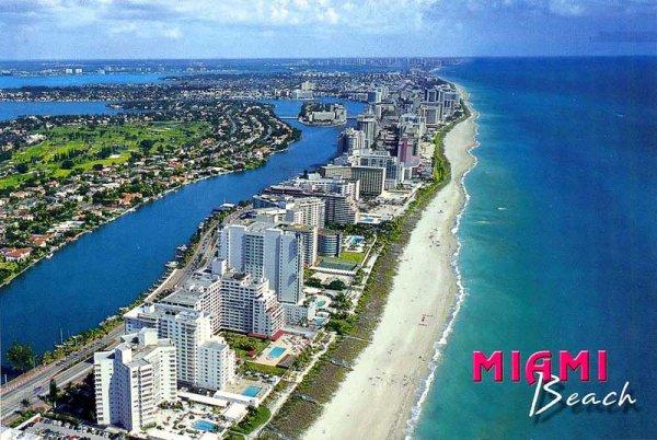Miami im September ab Brüssel für 426€