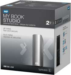 "[Conrad.de] Western Digital My Book Studio 2TB Mac 3,5"" Festplatte"