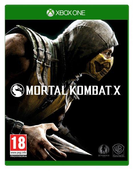 (shop4de) Mortal Kombat X Xbox One/PS4 für 52,99€ zzgl. Versand