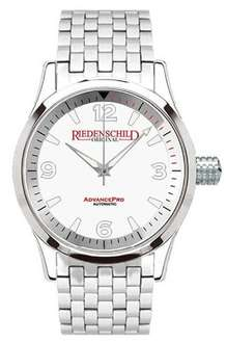 (Uhr) Riedenschild Advance Pro Automatik ETA 2824-2 Saphirglas, ETA Automatic, 199€.