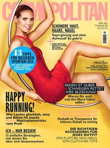 Cosmopolitan für 29€ + 25€ Universalgutschein oder 35€ Meinpaket/Otto Gutschein als Prämie