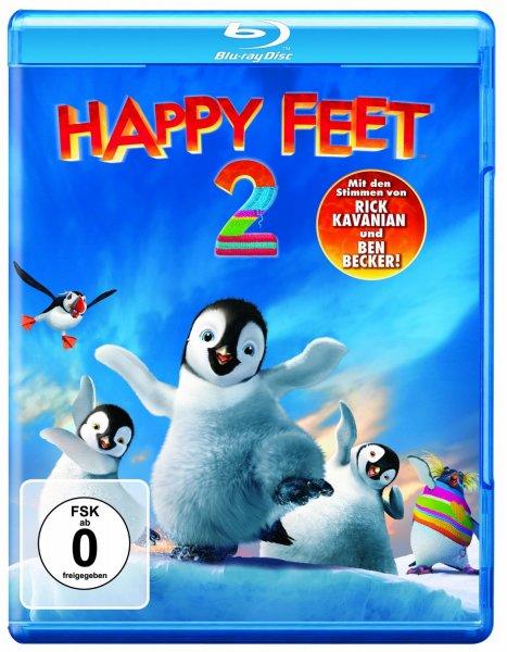 Happy Feet 2 [Blu-ray] für 5€ @ Amazon.de (Prime)