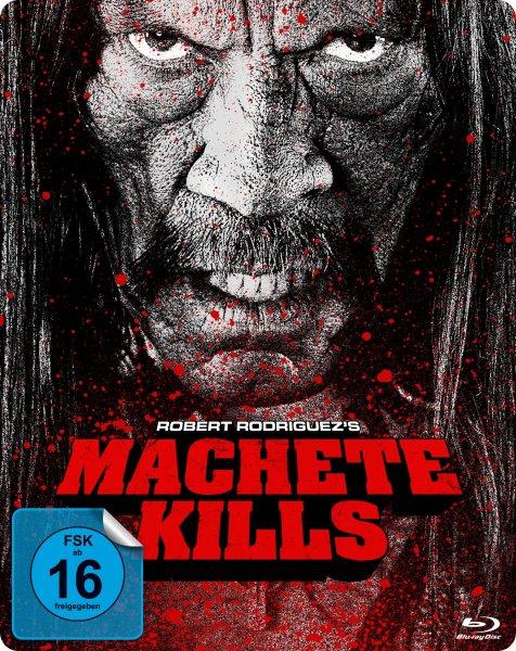 Machete Kills: (Steelbook Edition) [Blu-ray] für 12,99€ @Müller