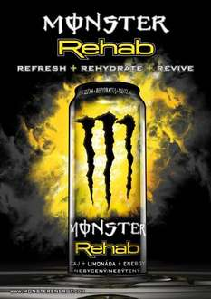 [Penny] Monster Energy Drink Assault oder Rehab für 0,77 € pro Dose zzgl. Pfand, Lokal?