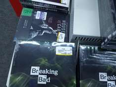 (MediaMarkt Erfurt) Breaking Bad - Komplette Serie - Bluray/DVD
